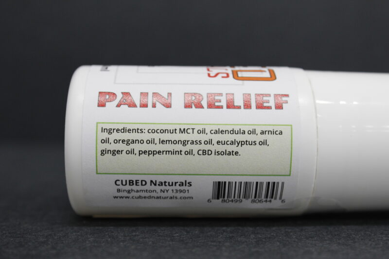 Single: Pain Relief 80