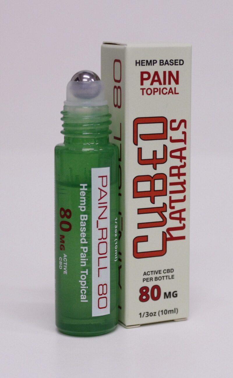 CUBED Pain 80