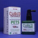CUBED PET TINCTURE - 120