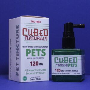 CUBED PET TINCTURE